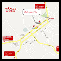 Villa Renga y Julia Location MAP