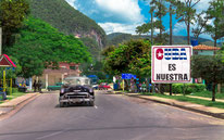 Welcome to Vinales Town