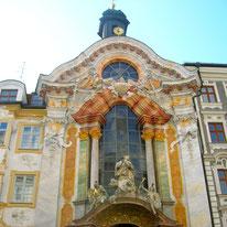 Assamkirche by susannemtaylor