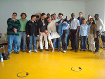 2.Part - Project Management  - Students at Frankfurt Campus June 2010