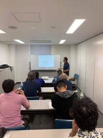 2019年沖縄不動産ツアーの勉強会の様子