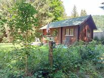 Camping Carpe Diem Blockhütte