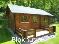 Camping Carpe Diem Blokhut