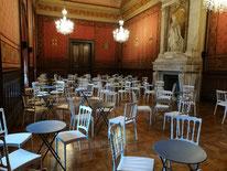 Location tables pour congrès et séminaire à  Aubagne