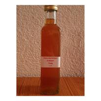 Holunderblüten-Erdbeer-Essig 2.5 dl  Fr.5.00