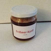 Erdbeer-Konfitüre 210 ml   Fr.4.50