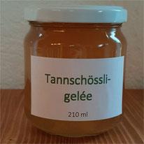 Tannschössligelée 210 ml  Fr.4.50