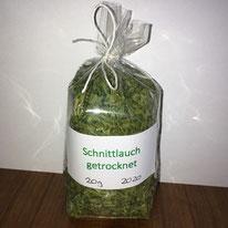 Schnittlauch 20 g  Fr.4.50