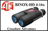 ATN Tag- und Nachtsichtfernglas Binox-HD 4-16x