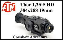 ATN Thor HD 384 1,25-5  19mm