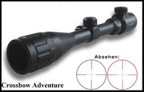 Zielfernrohr X-BOW 3-9x50AOE