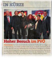 Ausstellung beim PVÖ