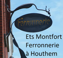 logo de Ferronnerie Montfort