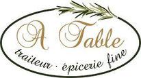 logo de traiteur à table Jean-yves Callens