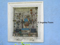 Hausnischen mit Heiligenfiguren © Mag. Angelika Ficenc