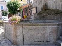 Brunnen © Mag. Angelika Ficenc