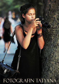 Model & Model-Fotografin Tatyana