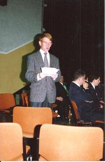 Mr MIALLARET novembre 1989
