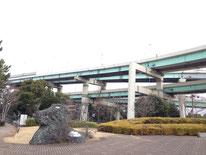 辰巳国際水泳場プールまでのアクセス