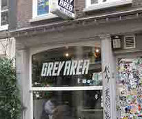 Coffee Shop Grey Area Amsterdam