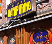 Coffee Shop De Dampkring Amsterdam