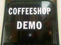 Coffee Weed Shop Demo La Haye