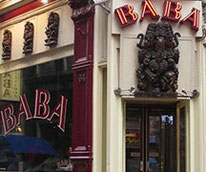 Coffee Shop Baba Amsterdam