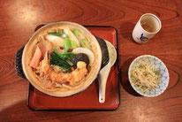 そば処かどや|東京都台東区浅草5-42-7|鍋焼きうどん