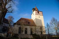Kirche Habelsee (Foto: H.Huprich)