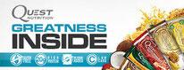 Les Quest Bars sont des barres protéinées qui sont devenues très populaires aux Etats-Unis car toutes les stars du fitness et du bodybuilding en vantent les mérites. Quest Nutrition a été fondée pour enfin apporter une vrai barre protéinée de qualité et a