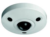 Fisheye 360 Grad Kamera