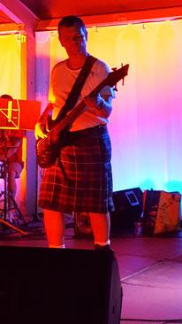 Bassiste : Didier