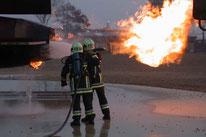 Pompier d'aérodrome