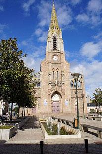Église de Saint-Macaire-en-Mauges