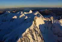 20 Min. Rundflug ab Samedan St. Moritz