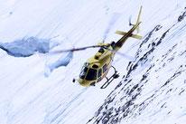 30 Min. Rundflug ab Samedan St. Moritz