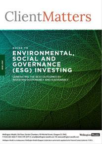 Client Matters - Wellington Wealth Magazine - Investment Diversification - IFA Glasgow
