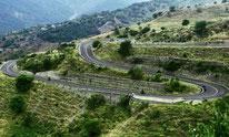 Motorradtouren voller Kurven