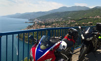 Gourmet Motorradreise Tag 5