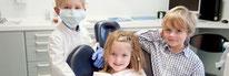 Zahnarztpraxis Domsch kindgerechte Praxis