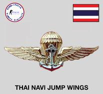 BREVETTO THAILANDIA PARACADUTISMO FDKM