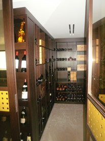 Wine Cellar design - Interior Design Bangkok
