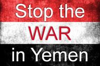 Friedensinitiative Stop the WAR in Yemen aus Königs Wusterhausen