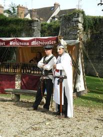 Senlis - foire médiévale -28-09-13