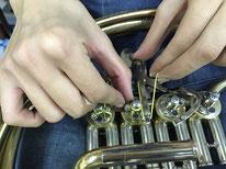 管楽器修理写真2