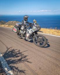 eTourguide - Motorrad Reiseführer für Griechenland