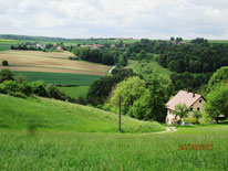 WT Kallmünz: Jura-Landschaft