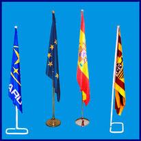 comprar-mastiles-astas-interior-despacho-protocolo-banderas-baratas-don-bandera