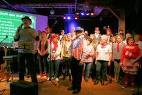 Karnevals-Singen 2017