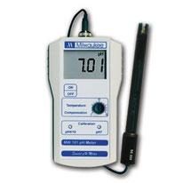 MW100 型   pH計 ¥27,000       MW101型    pH計 ¥29,000